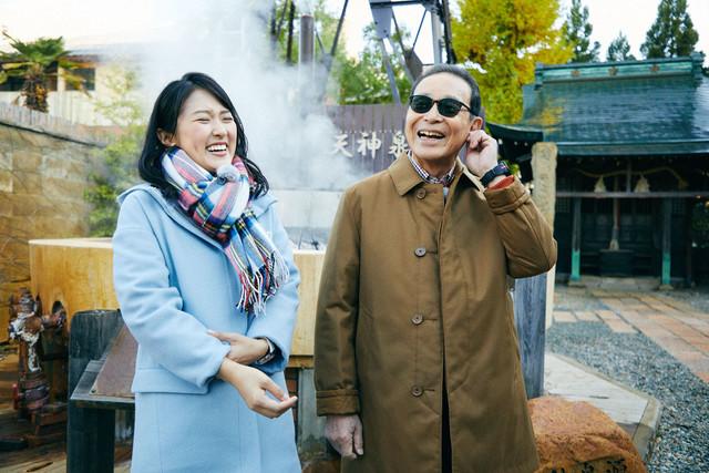 「ブラタモリ」2月3日放送回のワンシーン。(c)NHK