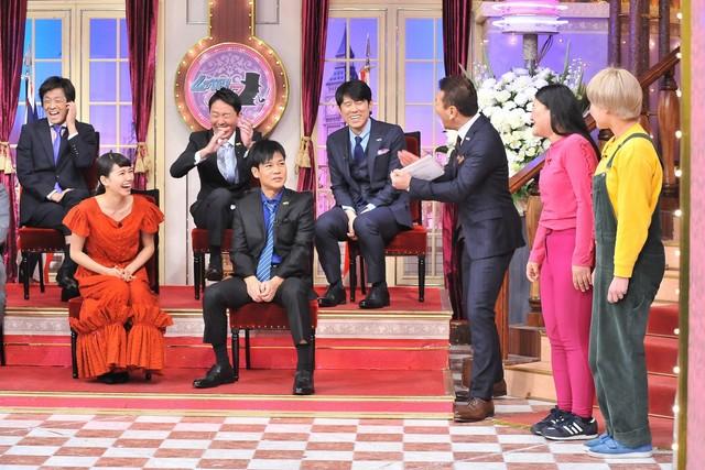 「しゃべくり007」のワンシーン。(c)日本テレビ