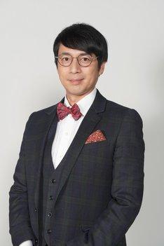 チュートリアル徳井演じる羽多野社長。