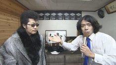 マヂカルラブリー野田クリスタル(右) (c)CBC