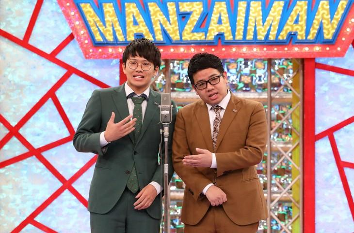 「漫才マン the ゴールド」に出演する、ミキ。(c)関西テレビ