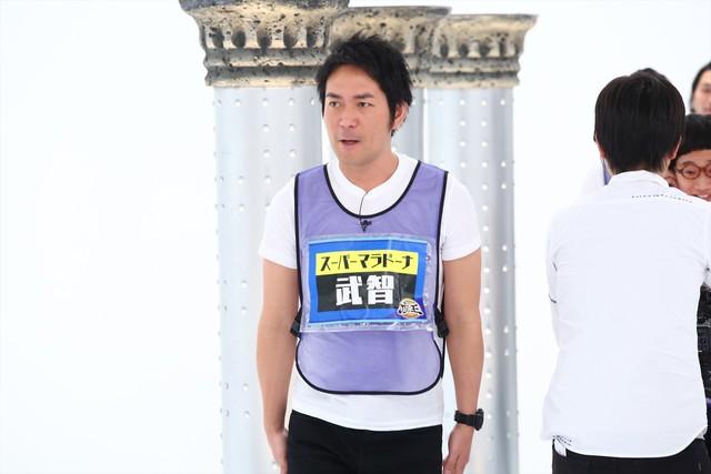 スーパーマラドーナ武智 (c)関西テレビ
