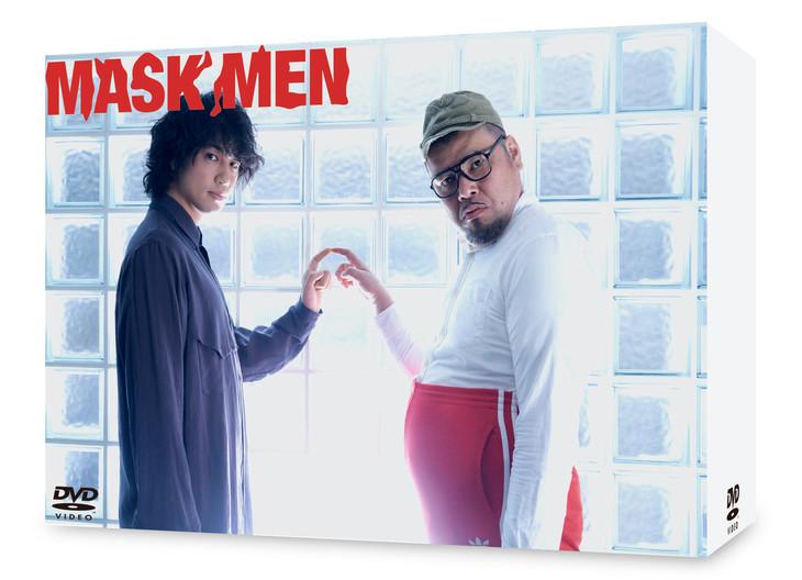 「『MASKMEN』DVD BOX」イメージ