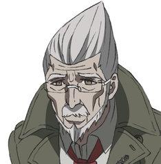 バッファロー吾郎・竹若演じる天願和夫。
