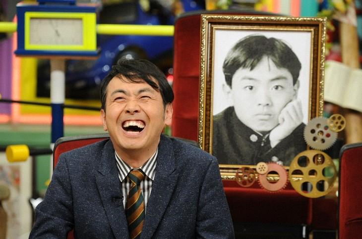 「あいつ今何してる?」に出演する、アンガールズ田中。(c)テレビ朝日