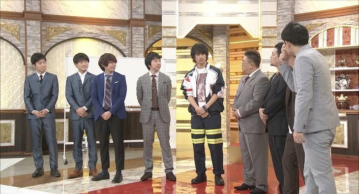 「超イッテンモノ」の出演者たち。(c)テレビ朝日