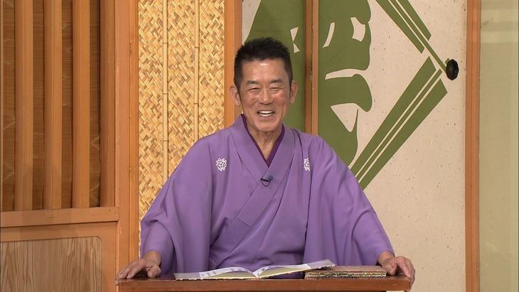 司会席に移った三遊亭円楽。(c)日本テレビ