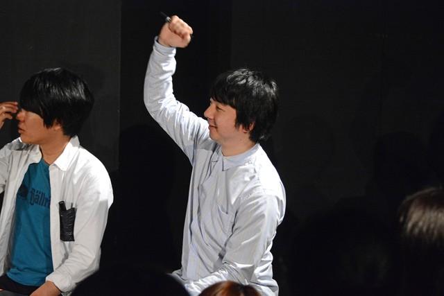 「三四郎・小宮検定!」のワンシーン。