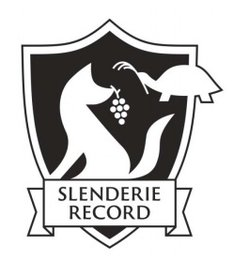 SLENDERIE RECORDのロゴ。
