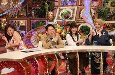 スタジオのワンシーン。(c)関西テレビ
