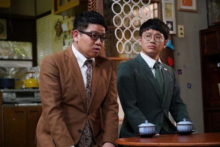 「天才バカボン3 ~愛と青春のバカ田大学~」より、ミキ出演シーン。(c)日本テレビ