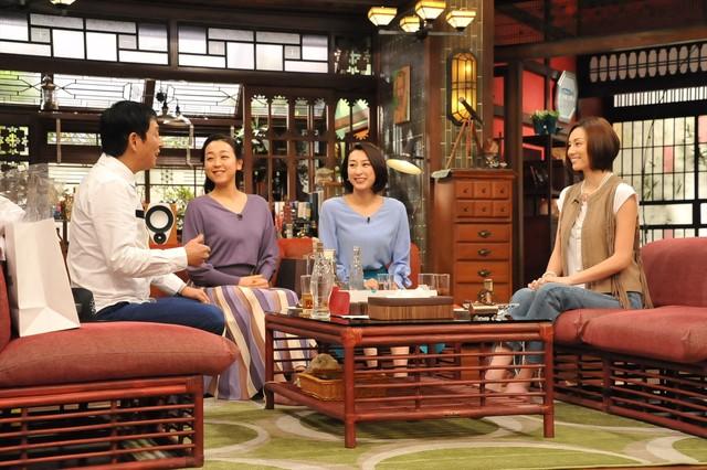 「さんまのまんま春SP」のワンシーン。(c)関西テレビ