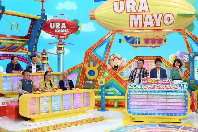 スタジオの様子。(c)関西テレビ