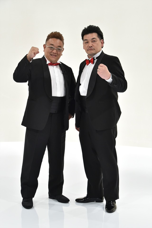 サンドウィッチマン (c)テレビ朝日