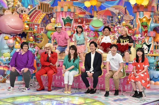 「アメトーーク!」に集結する、男女コンビ芸人たち。(c)テレビ朝日