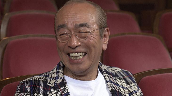 「ファミリーヒストリー」に出演する志村けん。(c)NHK