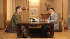 「SWITCHインタビュー 達人達」5月19日放送回のワンシーン。(c)NHK