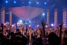 aikoによる「SONGS」スペシャルライブの様子。(c)NHK