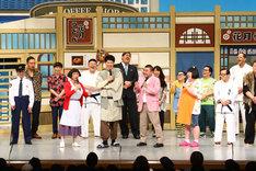 「吉本新喜劇ツアー2018」最終公演の様子。