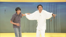 アンガールズ  (c)NHK
