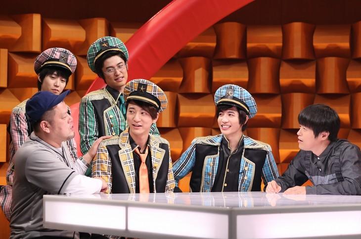 「バズリズム02」のワンシーン。(c)日本テレビ