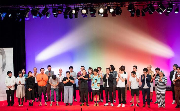 「吉本超合金A」最終回のワンシーン。(c)テレビ大阪