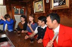 「中川家&友近のおっちゃんウォッチャー2 ~輝くおっちゃんを応援する番組~」のワンシーン。(c)読売テレビ
