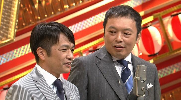 「ABCお笑い夏(サマー)フェス」に出演する、中川家。(c)ABC