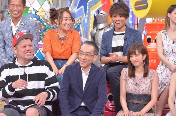 「ダウンタウンDXDX」のワンシーン。(c)読売テレビ