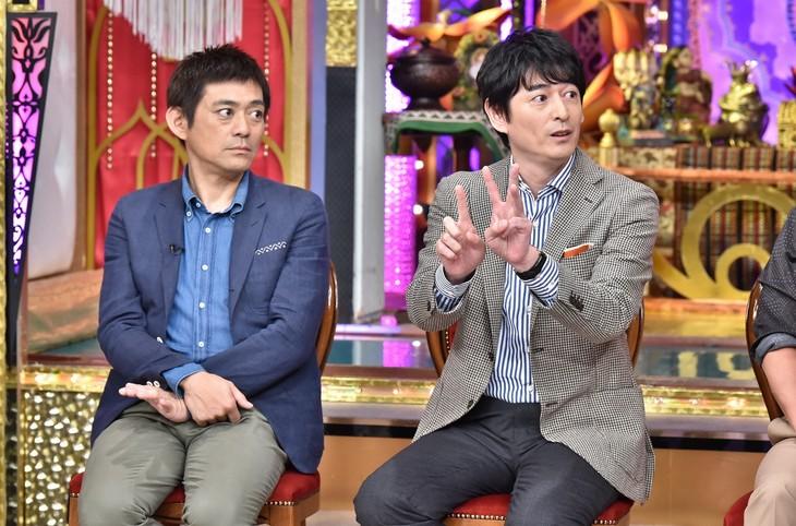 博多華丸・大吉 (c)日本テレビ