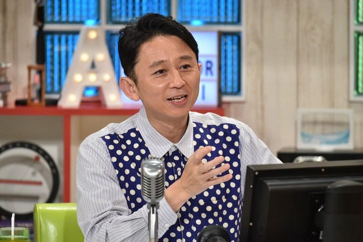 「ナレーター有吉」に出演する有吉弘行。(c)テレビ朝日