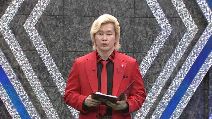 メイプル超合金カズレーザー (c)日本テレビ