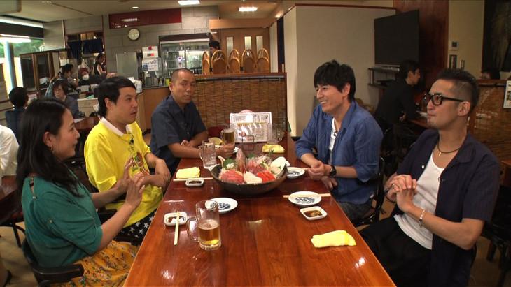「二軒目どうする?~ツマミのハナシ~」のワンシーン。(c)テレビ東京