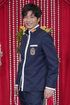 「ゴチ19」新メンバーの田中圭。(c)日本テレビ