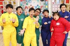 芸歴8年までの若手4組。(c)関西テレビ