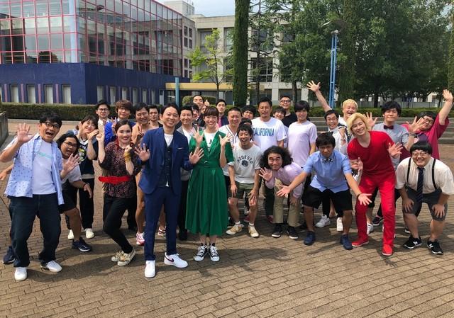 「有吉の壁 2018秋の陣SP」の出演者たち。(c)日本テレビ