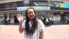 笑い飯・西田 (c)ABC