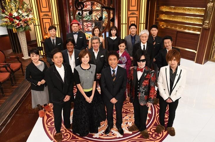 「芸能人格付けチェックMUSIC ~秋の3時間スペシャル~」出演者。(c)ABCテレビ