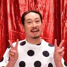 笑い飯・西田 (c)TBS