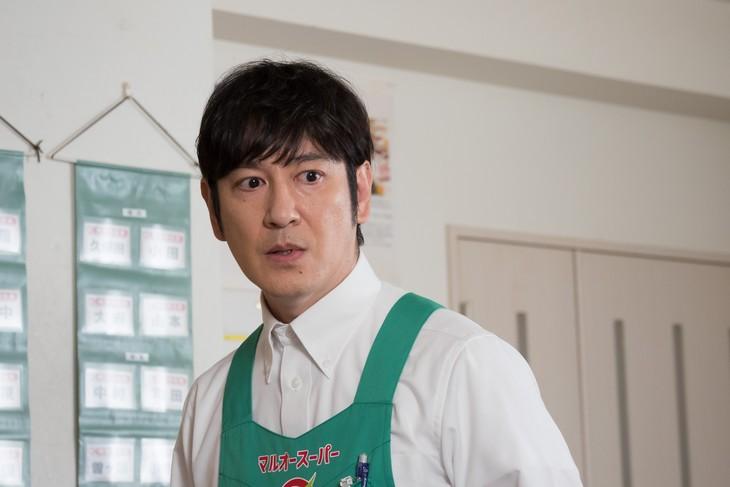ココリコ田中演じる武藤譲。(c)テレビ東京