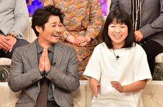 (左から)安田顕、イモトアヤコ。(c)TBS