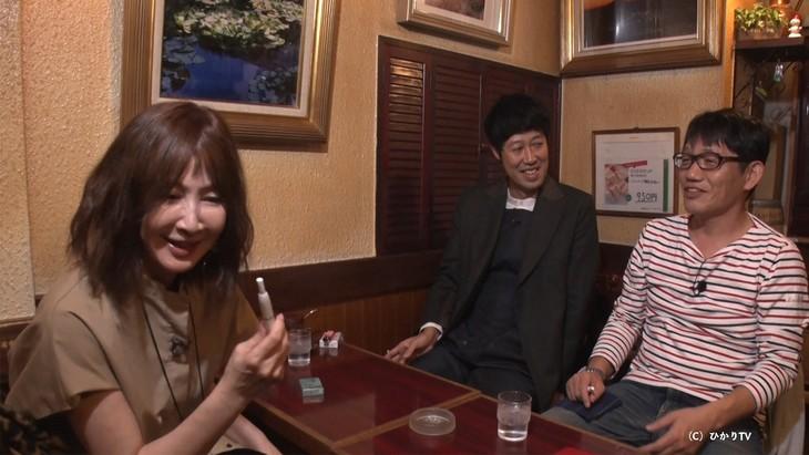 「YOUとコヤブ」に出演する(左から)YOU、小籔千豊、ずん飯尾。