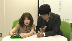 (左から)YOU、小籔千豊。(c)ひかりTV