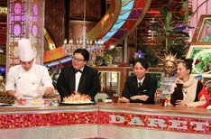 「没メニューレストラン」のワンシーン。(c)関西テレビ