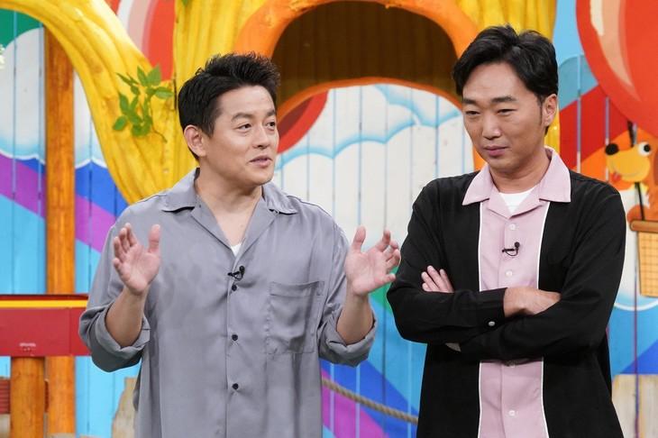 スピードワゴン (c)日本テレビ