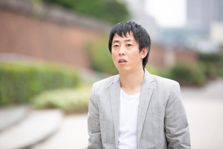 ドラマ「深夜のダメ恋図鑑」第7話にゲスト出演する、さらば青春の光・森田。(c)ABC