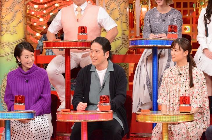 「THE突破ファイル」のワンシーン。(c)日本テレビ