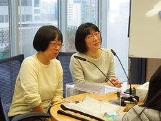 「ゴールデンラジオ!」に出演した阿佐ヶ谷姉妹。