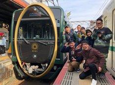 「鉄道BIG4」の参加者たち。(c)日本テレビ