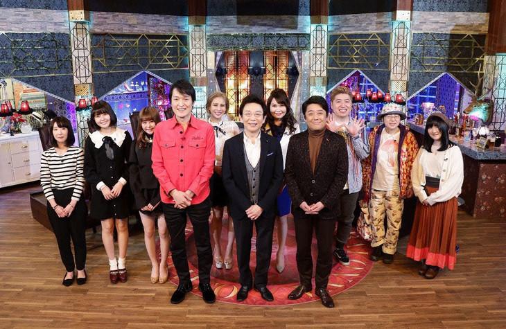 「おしゃべりオジサン ヤバイ・オブ・ザ・イヤー2019」より。(c)テレビ東京